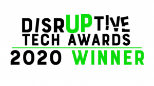 Meet the 2020 Disruptive Tech Awardees